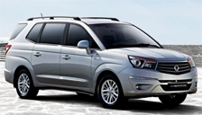 Ssangyong Rodius Stavic Alloy Wheels and Tyre Packages.