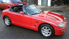 Suzuki Cappuccino Alloy Wheels and Tyre Packages.