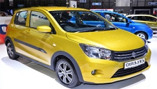 Suzuki Celerio Alloy Wheels and Tyre Packages.