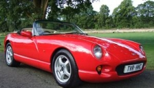 TVR Chimaera Alloy Wheels and Tyre Packages.