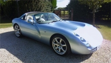 TVR Tuscan Alloy Wheels and Tyre Packages.
