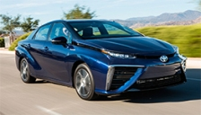 Toyota Mirai Alloy Wheels and Tyre Packages.