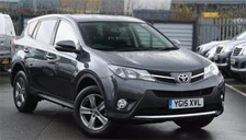 Toyota Rav 4 Alloy Wheels