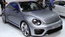Volkswagen Beetle R Alloy Wheels and Tyre Packages.