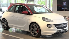 Vauxhall (Opel) Adam S Alloy Wheels and Tyre Packages.