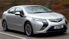 Vauxhall (Opel) Ampera Alloy Wheels and Tyre Packages.