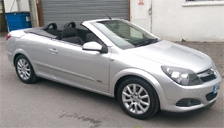 Vauxhall (Opel) Astra Twintop Alloy Wheels and Tyre Packages.