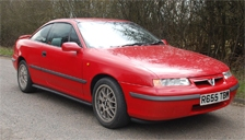 Vauxhall Calibra Alloy Wheels and Tyre Packages.