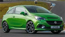 Vauxhall (Opel) Corsa VXR Alloy Wheels and Tyre Packages.