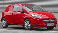 Vauxhall (Opel) Corsa Van Alloy Wheels and Tyre Packages.