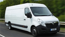Vauxhall Movano Alloy Wheels and Tyre Packages.