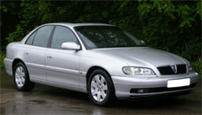 Vauxhall (Opel) Omega Alloy Wheels and Tyre Packages.