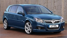 Vauxhall (Opel) Signum Alloy Wheels and Tyre Packages.