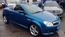 Vauxhall Tigra Alloy Wheels and Tyre Packages.