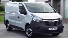 Vauxhall Vivaro Alloy Wheels and Tyre Packages.