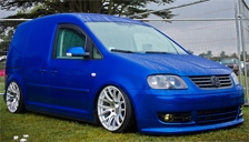 Volkswagen Caddy Alloy Wheels and Tyre Packages.