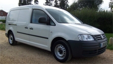 Volkswagen Caddy Maxi Alloy Wheels and Tyre Packages.