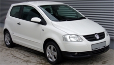 Volkswagen Fox Alloy Wheels and Tyre Packages.