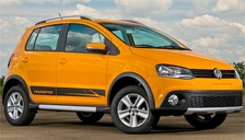 Volkswagen Fox Cross Alloy Wheels and Tyre Packages.