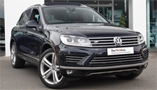 Volkswagen Touareg Alloy Wheels and Tyre Packages.
