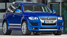 Volkswagen Touareg R50 Alloy Wheels and Tyre Packages.