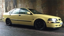 Volvo S40 Alloy Wheels and Tyre Packages.
