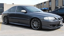 Volvo S60R Alloy Wheels and Tyre Packages.