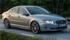 Volvo S80 V8 Alloy Wheels and Tyre Packages.