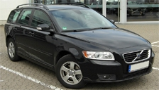 Volvo V50 Alloy Wheels and Tyre Packages.