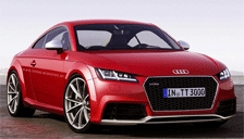 Audi TT RS Alloy Wheels and Tyre Packages.