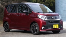 Daihatsu Move Alloy Wheels and Tyre Packages.