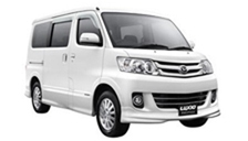 Daihatsu Luxio Alloy Wheels and Tyre Packages.