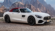 Mercedes AMG GT Roadster Alloy Wheels and Tyre Packages.