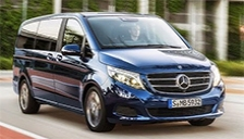 Mercedes Vito Alloy Wheels and Tyre Packages.