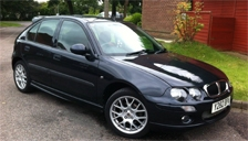 Rover 25 Alloy Wheels and Tyre Packages.