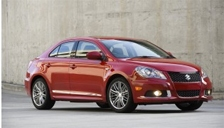 Suzuki Kizashi Alloy Wheels and Tyre Packages.