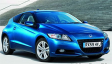 Honda CRZ Alloy Wheels and Tyre Packages.