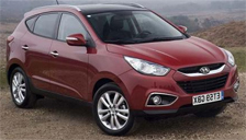 Hyundai ix35 Alloy Wheels and Tyre Packages.