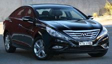 Hyundai i45 Alloy Wheels and Tyre Packages.