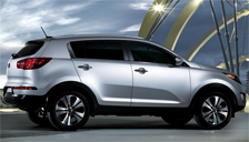 Hyundai Sportage Alloy Wheels and Tyre Packages.