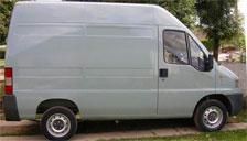 Citroen Jumper III Maxi Alloy Wheels and Tyre Packages.