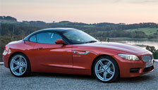 BMW Z4 Alloy Wheels and Tyre Packages.