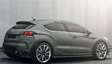 Citroen DS4 Alloy Wheels and Tyre Packages.