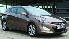 Hyundai i30 CW Tourer Alloy Wheels and Tyre Packages.