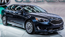 Kia Cadenza Alloy Wheels and Tyre Packages.