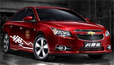 Chevrolet Cruze Alloy Wheels and Tyre Packages.
