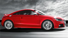 Audi TTS Alloy Wheels and Tyre Packages.