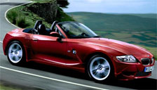 BMW Z4 M Alloy Wheels and Tyre Packages.