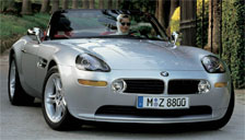 BMW Z8 Alloy Wheels and Tyre Packages.