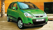 Chevrolet Matiz Alloy Wheels and Tyre Packages.